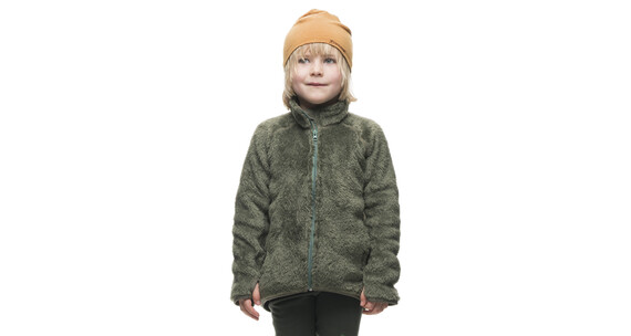 Houdini High Luft Jacket Kids big wave green